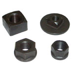 Rails Accessories - Plain Nuts